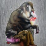 Landscape II|2009, acrylique sur toile, 130x97cm
