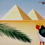 Composition en Storme majeure, acrylique sur toile, 81x100cm, 1988, collection particulière