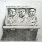 Roma, mine de plomb sur papier, 50x65cm, 2004