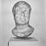 Ritratto virile, mine de plomb sur papier, 65x50cm, 2009