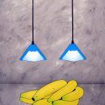 Intérieur aux bananes|1993, acrylique sur toile, 55x46cm, collection. de l'artiste
